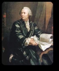Euler's portrait