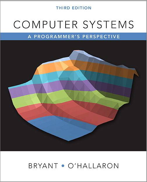 Computer Systems: A Programmer's Perspective cover